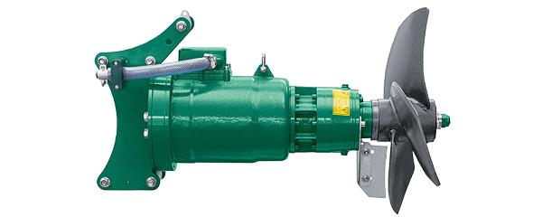 Suma 2G Submersible Agitator